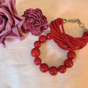 Red Bracelet Bundle ♥️♥️